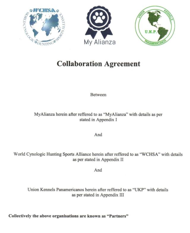 WCHSA partnership with South America and Asia